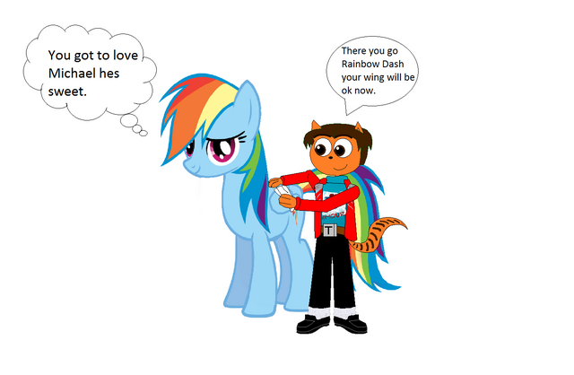 File:Me and Rainbow Dash.png
