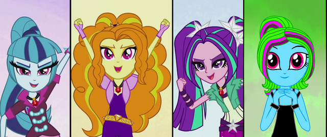 File:Sparkle and the Dazzlings.png