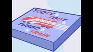 099 The Tooty Toot Turbo Train!