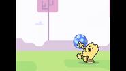 369 Wubbzy Bouncing