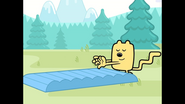 106 Wubbzy Opens Sleeping Bag 2