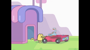 044 Wubbzy Pushes Sketchy Racer