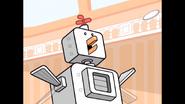 266 Robo-Cluck Spitting Eggs