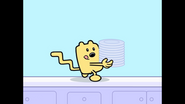 560 Wubbzy Carrying Dishes