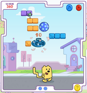 Kickety Kick Ball Bounce Out! Gameplay 2