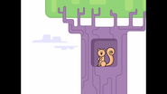007 Squirrel in Tree