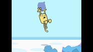 462 What, I'm a hypocriteQ How often do you see Wubbzy bounce backwardsQ