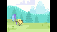 188 Wubbzy Bounces Into Woods 7