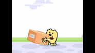 059 Wubbzy Bounces Inside With Package