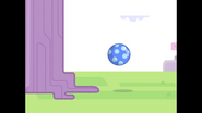 006 Kickety-Kick Ball Bounces Off Tree 5
