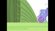 532 Widget Mowing Lawn