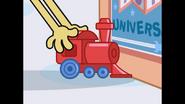 054 Train Hits Box