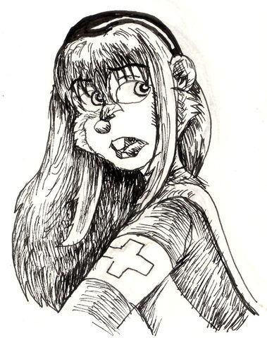 File:Isabella Ink Study by MademoiselleMeg.jpg