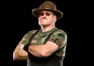 Sgt Slaughter pro