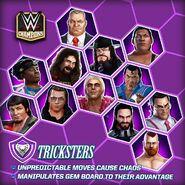 WWE-Champions Tricksters