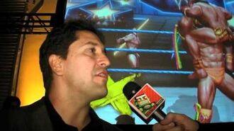 WWE ALL STARS- SAL DIVITA Interview
