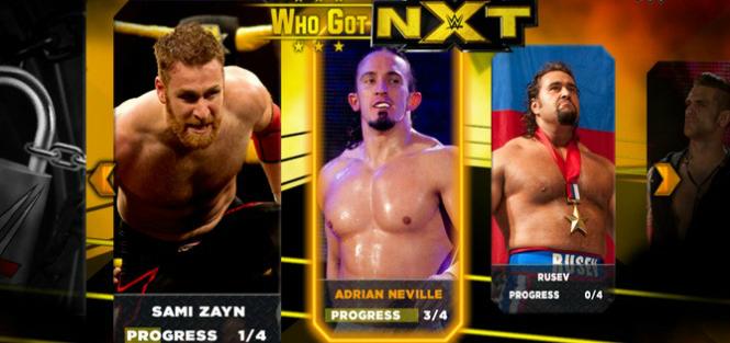 Who Got NXT