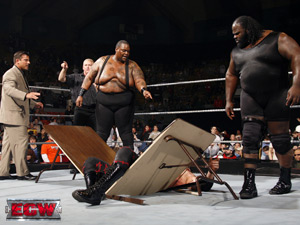 Extreme Rules Match