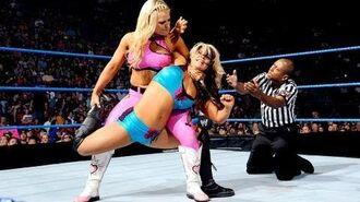 Kaitlyn vs. Natalya- SmackDown, August 31, 2012