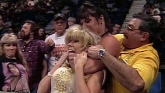 Chyna makes her WWE debut In Your House Final Four