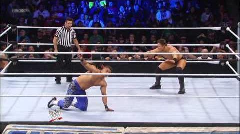 The Miz vs. Primo SmackDown, Jan