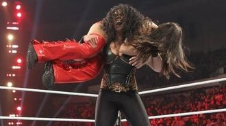 Raw- Tamina vs