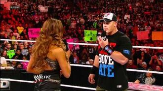Raw- Eve begs for forgiveness from John Cena