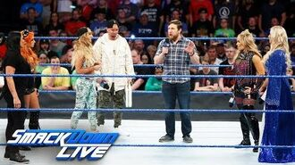 Daniel Bryan makes a decision regarding the Women's Money in the Bank- SmackDown LIVE, June 20, 2017
