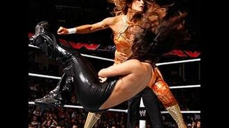 Raw - Kelly Kelly & Eve vs