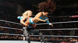 Layla & Santino Marella vs. Beth Phoenix & Ricardo- Raw, June 11, 2012