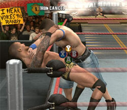 WWE SvR 2010 - Royal Rumble