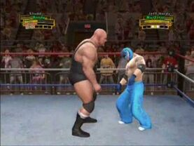 LOW- King Kong Bundy vs. Rey Mysterio