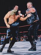 Kanyon grabbed by DDP