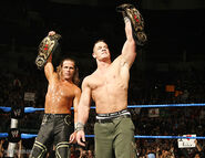 Shawn Michaels And John Cena