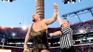 BigShow at Wrestlemania 28
