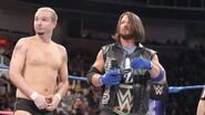 James-Ellsworth and AJ-Styles