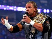Triple H WWEChampion