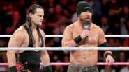 Bo-Dallas and Curtis Axel