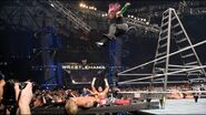 Jeff Hardy ladder match Edge