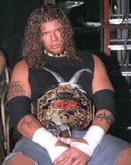 Raven as ECW