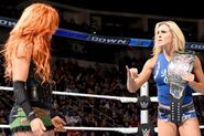Becky and Charlotte