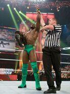 Kofi as Intercontinental Championship