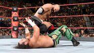 Scott-Dawson injuring Matt-Hardy