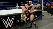 Heath beaten by Randy Orton