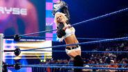 Maryse holding the Divas Champion