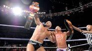 Cesaro-Kidd Tag Team Champions