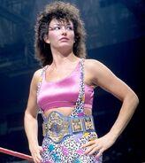Sherri as WWE Women Champion