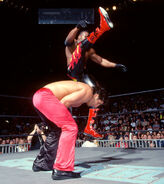 Booker-T and Inferno Superbrawl IX