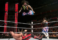 The Usos versus The Ascension