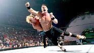 Jericho against Cena Summerslam 2005